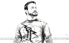 Back on RAW CM Punk