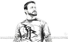 Back on RAW CM Punk