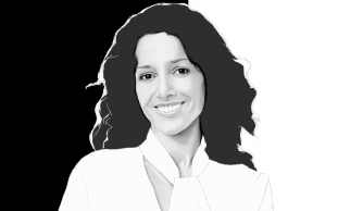 Updated WIP Jennifer Beals Drawing