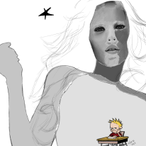 WIP Drawing 2Hrs