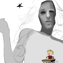 WIP Drawing 3Hrs