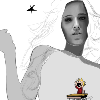 WIP Drawing 4Hrs