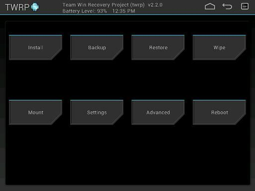 Recovery for Nook Tablet (TWRP & CWM) (08/20) | iamafanof